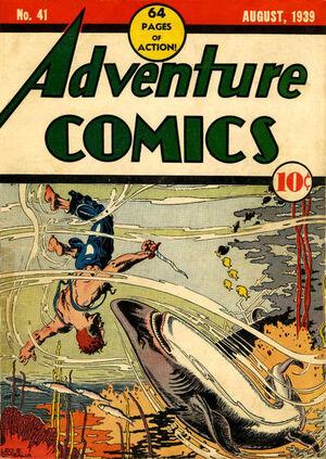 Adventure Comics Vol 1 41