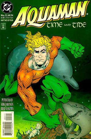 Aquaman Time and Tide Vol 1 2
