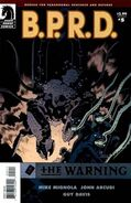 BPRD The Warning Vol 1 5