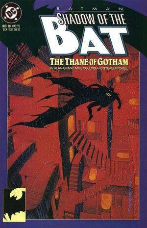 Batman Shadow of the Bat Vol 1 10