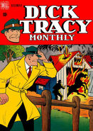 Dick Tracy Monthly Vol 1 12