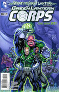 Green Lantern Corps Vol 3 20