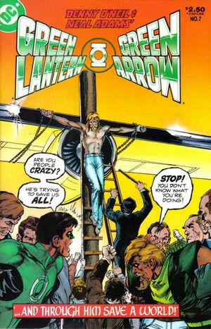 Green Lantern Green Arrow Vol 1 7