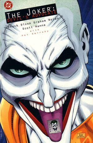 Joker Devil's Advocate Vol 1 1