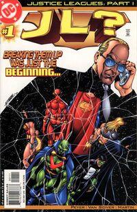 Justice Leagues JL Vol 1 1