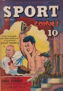 Sport Comics Vol 1 2