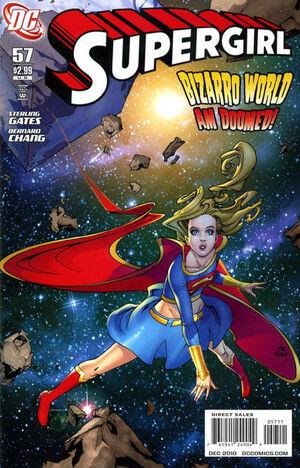 Supergirl Vol 5 57