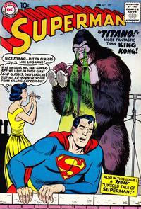 Superman Vol 1 127