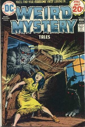 Weird Mystery Tales Vol 1 15
