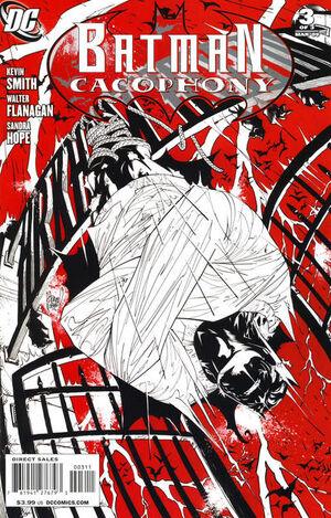 Batman Cacophony Vol 1 3