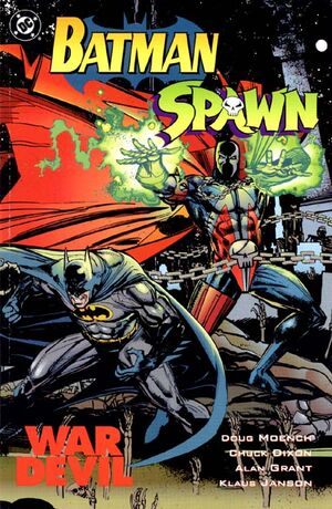 Batman Spawn War Devil Vol 1 1