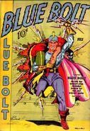Blue Bolt Vol 1 2