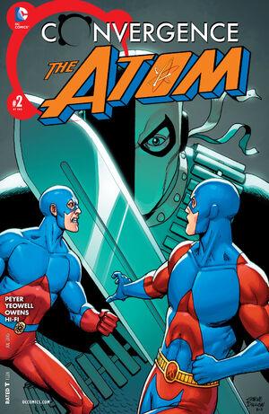Convergence The Atom Vol 1 2
