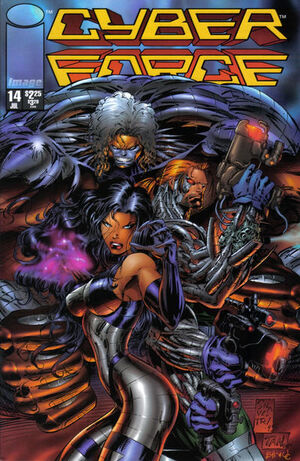 Cyberforce Vol 2 14