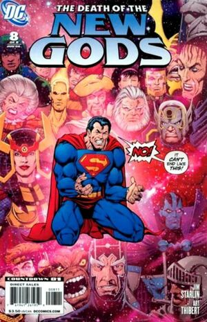 Death of the New Gods Vol 1 8