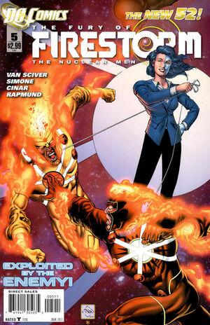 Fury of Firestorm The Nuclear Men Vol 1 5