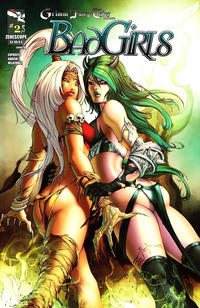 Grimm Fairy Tales Presents Bad Girls Vol 1 2