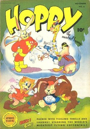 Hoppy the Marvel Bunny Vol 1 6