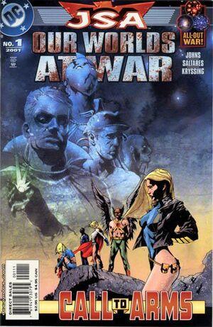 JSA Our Worlds at War Vol 1 1
