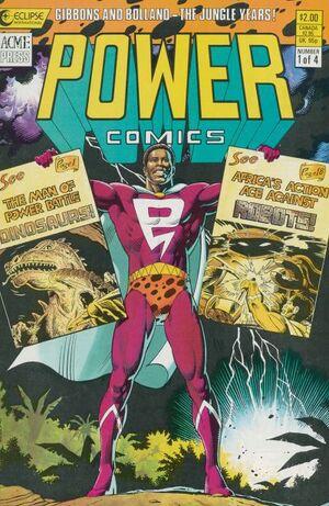 Power Comics Vol 1 1