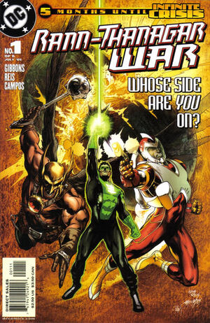 Rann-Thanagar War Vol 1 1