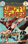 Richard Dragon, Kung Fu Fighter Vol 1 2