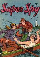 Super Spy Vol 1 1