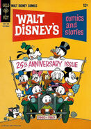Walt Disney's Comics and Stories Vol 1 300