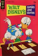 Walt Disney's Comics and Stories Vol 1 374