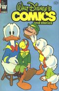 Walt Disney's Comics and Stories Vol 1 498