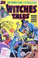 Witches Tales Vol 1 1
