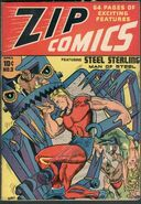 Zip Comics Vol 1 3
