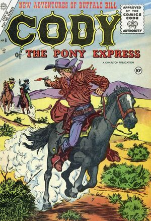Cody of the Pony Express Vol 2 8