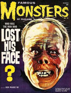 Famous Monsters of Filmland Vol 1 16