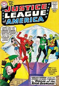 Justice League of America Vol 1 4