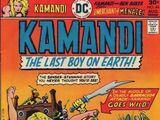 Kamandi Vol 1 44