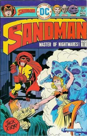 Sandman Vol 1 5