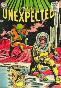 Tales of the Unexpected Vol 1 30