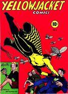 Yellowjacket Comics Vol 1 2