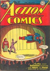 Action Comics Vol 1 97