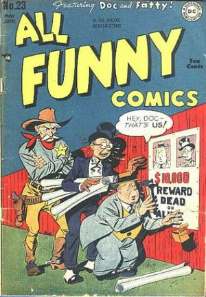 All Funny Comics Vol 1 23