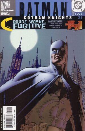 Batman Gotham Knights Vol 1 31