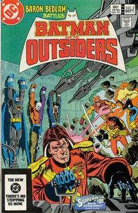 Batman and the Outsiders Vol 1 2