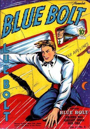 Blue Bolt Vol 1 6
