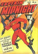 Captain Midnight Vol 1 5