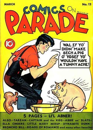 Comics on Parade Vol 1 12