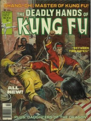Deadly Hands of Kung Fu 33