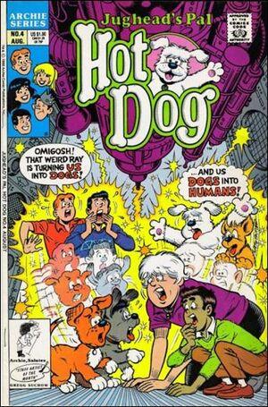 Jughead's Pal Hot Dog Vol 1 4