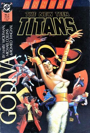 New Teen Titans Annual Vol 2 3