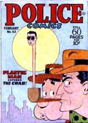 Police Comics Vol 1 63